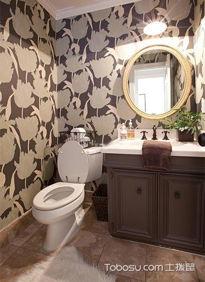 展现你的美  10款美式卫生间装修效果图