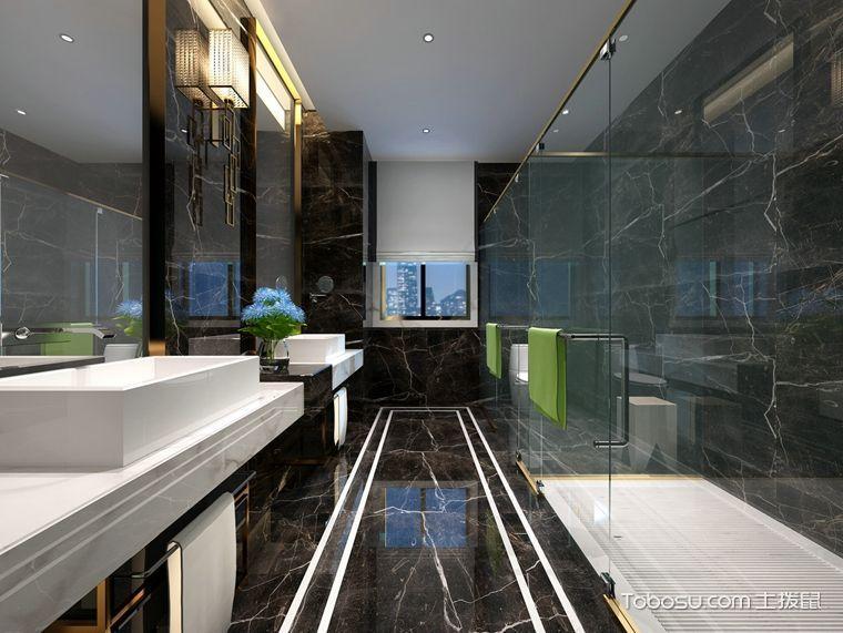 好看的卫生间设计都在这里  卫生间装修效果图