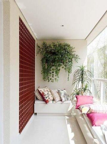 阳台沙发美式风格装修效果图
