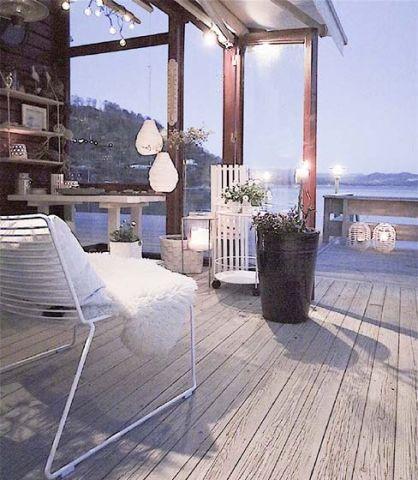 120平米套房美式风格室内装修设计