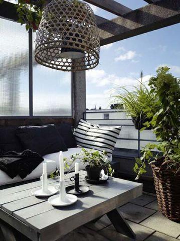 100平米套房北欧风格室内装修图片