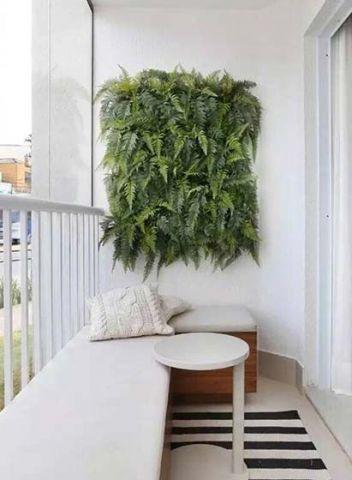 简洁现代灰色沙发装潢设计图片