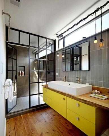 别墅73平米现代简约风格装修