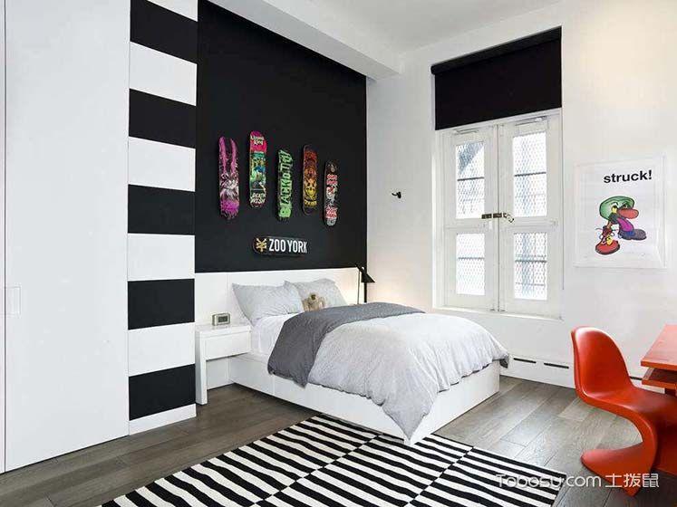完美背后  10款卧室装修效果图