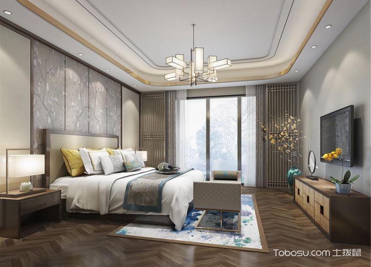 2019欧式90平米装饰设计 2019欧式套房设计图片