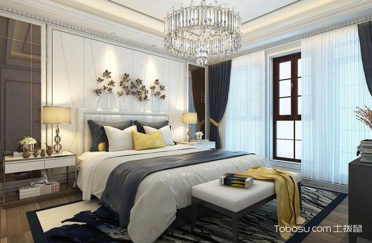 能打动人的卧室装修效果图  一定很特别