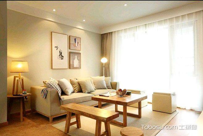 日式电视墙装修效果图大全 空间充分利用