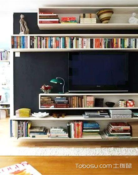 实用电视墙装修效果图大全 还原客厅清爽