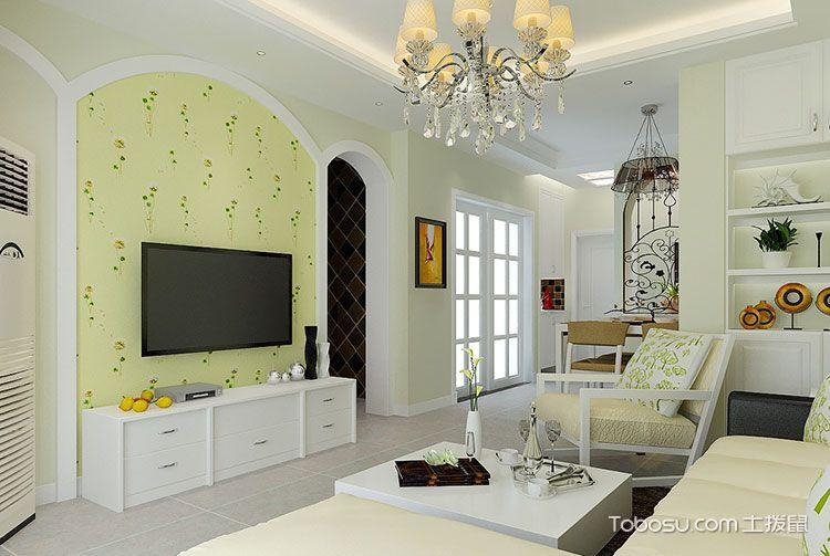 2020田园110平米装修设计 2020田园套房设计图片