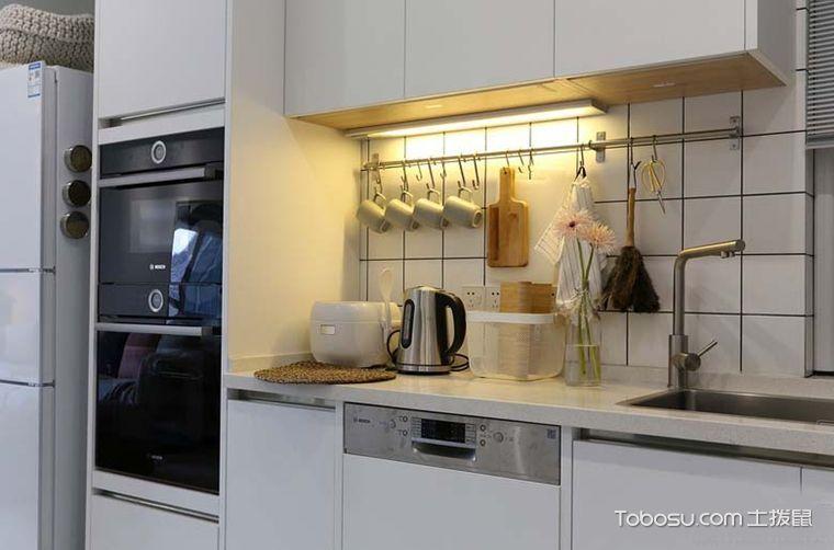 半包9万搞定两居室装修 北欧风格装修效果图