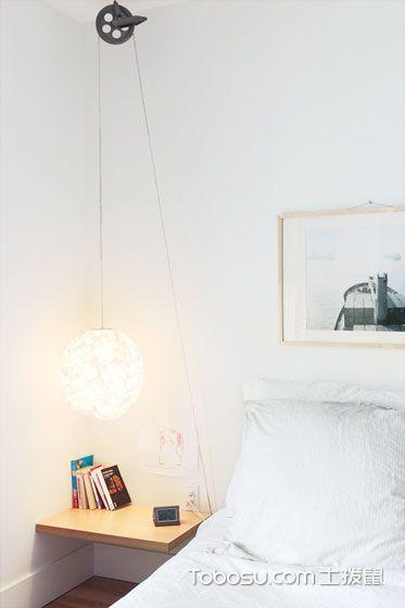 2019欧式田园卧室装修设计图片 2019欧式田园床图片