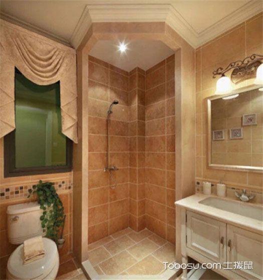 2019混搭浴室设计图片 2019混搭细节图片