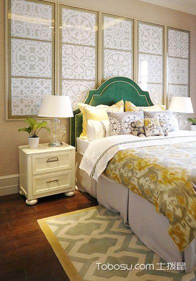 唯美卧室装饰设计图片
