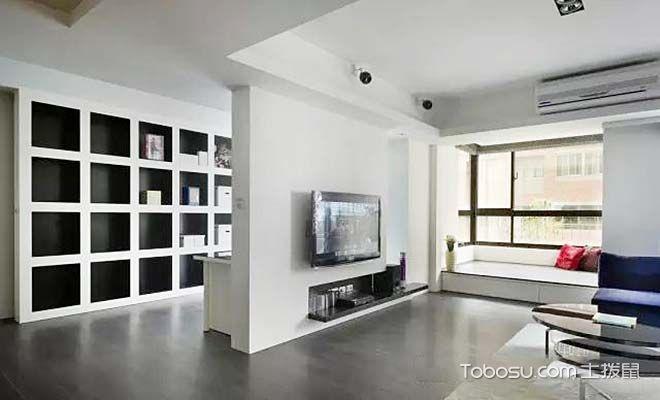 客厅阁楼混搭风格装饰设计图片