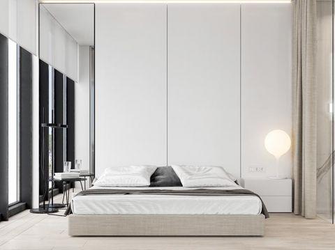 高贵风雅白色卧室装修