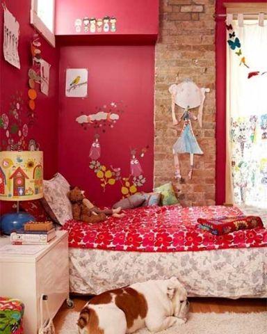 2019韩式卧室装修设计图片 2019韩式照片墙装修图