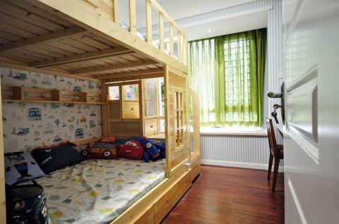 温暖儿童房装修美图