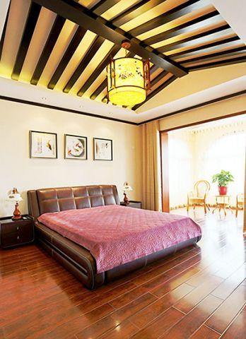 欧式风格三居室96平米装修