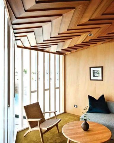 美式风格别墅113平米装修