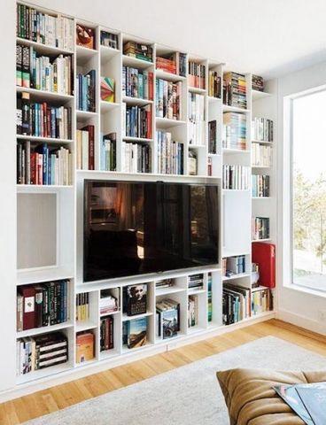 现代简约风格小户型83平米家装设计