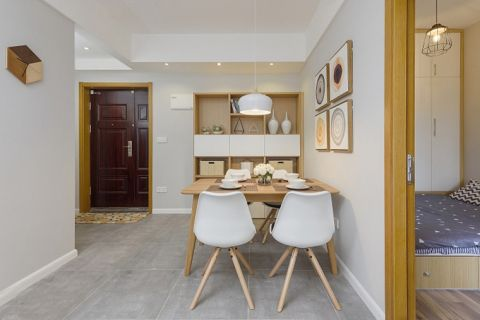 2019北欧90平米装饰设计 2019北欧二居室装修设计
