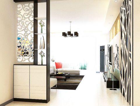赏心悦目米色客厅装饰设计图片