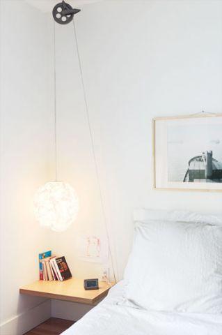 欧式田园卧室床设计方案