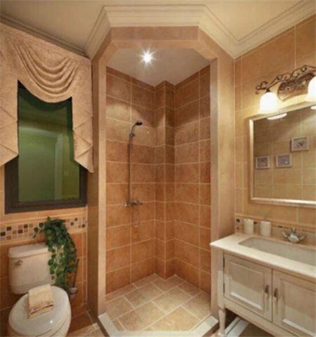设计优雅浴室混搭装修设计