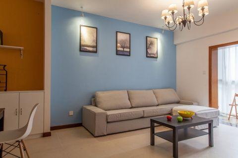 奢华客厅背景墙设计方案