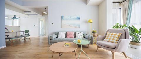 典雅客厅沙发装潢实景图片