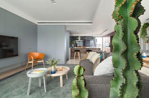 小巧玲珑卧室现代简约家装设计图