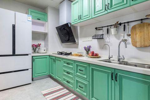 大气厨房室内装饰