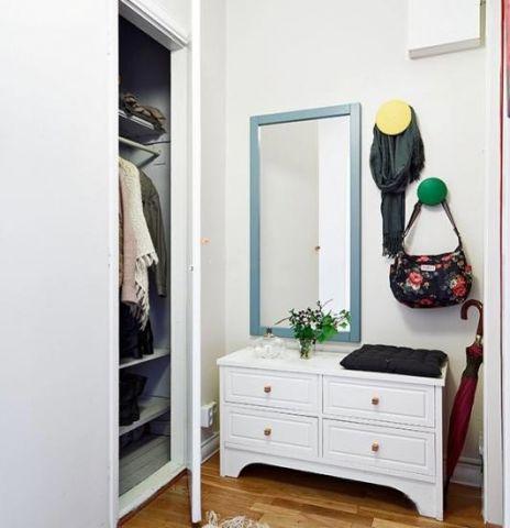 玄关衣柜家装设计