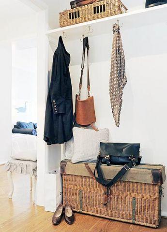 美轮美奂玄关混搭家装设计