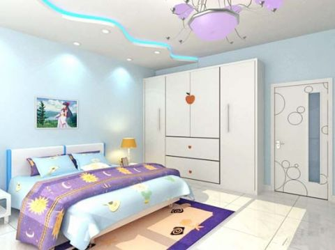 现代客厅室内装修设计