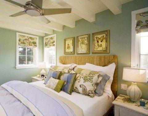 格调卧室装饰设计