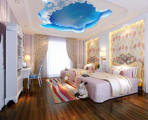 精致卧室混搭装修图