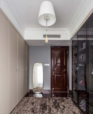卧室衣柜简约风格装潢设计图片