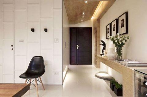 简约风格公寓61平米装修设计图片