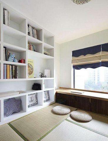 卧室榻榻米现代装修案例