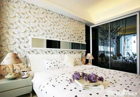 典丽矞皇卧室混搭装饰图