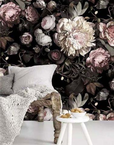 清新客厅装饰实景图片