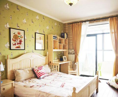 简单大气卧室装修美图
