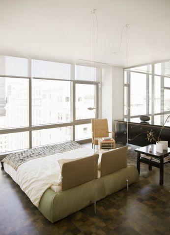 简欧风格公寓131平米装修