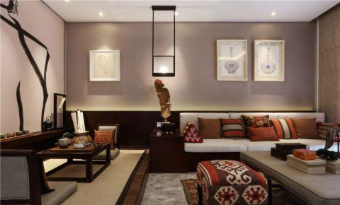 2018东南亚110平米装修设计 2018东南亚公寓装修设计