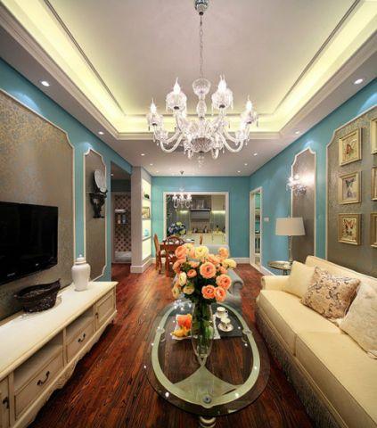 新古典风格三居室166平米装修
