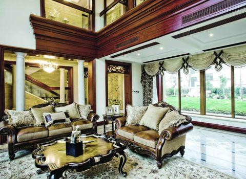 别墅225平米新古典风格装修