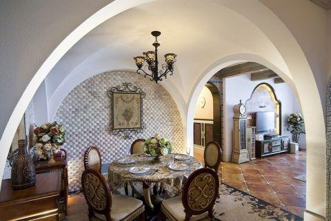 美观大方餐厅地中海u乐娱乐平台图片
