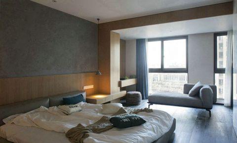 简约卧室床设计图欣赏