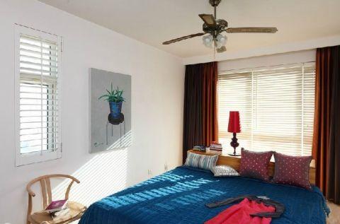 卧室窗台简欧装饰效果图